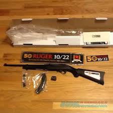 ruger 10 22 collector series model 21104 50t for