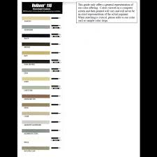 15 Specific Dymonic Color Chart