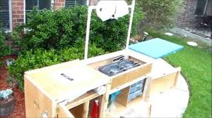 Camping Kitchen Camp Kitchen My Version Youtube