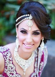 5 matha patti designs that all brides to be can rock this wedding season stani bridal hairstyles for long face stani dulhan hairstyle hairstyle ideas