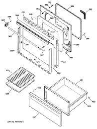ge spectra oven parts ge hotpoint range stove cooktop uquot jbp24gr1 general electric appliance parts jbp24gr1
