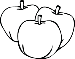 Apple Colouring Page Apple Coloring Page Apples Coloring Page Apple