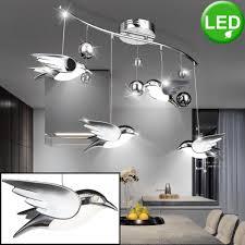 Led Hänge Lampe Schlaf Zimmer Decken Pendel Leuchte Strahler