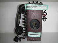 telephone telephone used by american iers wwii minalin pampanga