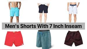 Red Camel Jeans Size Chart 20 Mens Shorts With 7 Inch Inseam To Rock At A Festival
