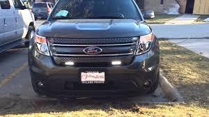 2016 Ford Explorer Led Fog Lights Oracle Wireless Switch Led Driving Lights 2015 Ford Explorer