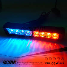 Police Car Light Bar For Sale 2017 Hot Sale 8w Led Super Bright Police Used Emergency