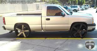 Chevrolet Silverado 1500 Baller - S116 Gallery - MHT Wheels Inc.