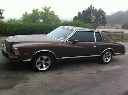 1979 Chevrolet Monte Carlo - Information and photos - MOMENTcar