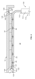 patent us door seal systems and methods for temperature patent drawing