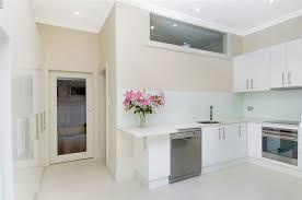 designer white kitchen with all white kitchen designs