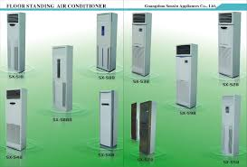 air conditioning split unit. floor standing air conditioner split unit with famous japanese brand compressor conditioning