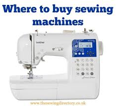Buy Sewing Machine Uk