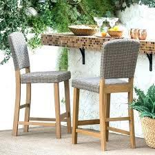 outdoor bar stool set outdoor counter height bar stools fresh counter height patio set and outstanding outdoor bar stool
