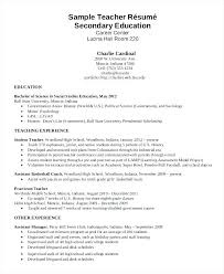 English Teacher Resume Examples Of Resumes – Creer.pro