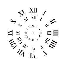 Square Clock Face Template Clock Templates Patterns Square