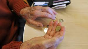 Image result for pensioners poor