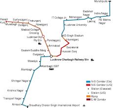 Lucknow Metro