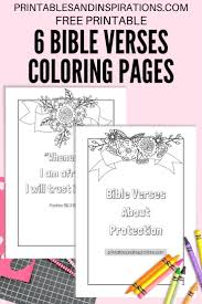 If you have any questions, please contact me. Free Printable Bible Verse Coloring Book Pages Printables And Inspirations