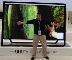 samsung curved tv 105. samsung\u0027s world first 105 inch curved uhd tv, smart washing machine and a r3 million samsung tv