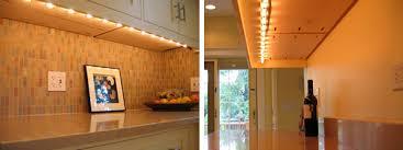 cabinet under lighting. Under Cabinet Led Tape Lighting Best System