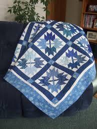 46 best valour quilts images on Pinterest | Quilting patterns ... & Tamarack Shack: Blue Quilt of Valour Adamdwight.com