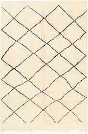 main unique loom 6 9 x 10 moroccan rug photo