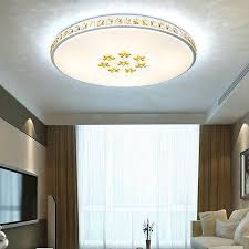moder lighting. Simple Moder LED Crystal Flush Mount Ceiling Light Lamparas De Techo Bombillas Free Shipping Lighting A