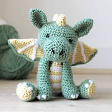 Ravelry: Crochet Dragon Amigurumi pattern by Melanie Willis