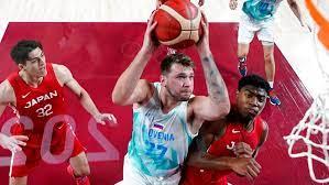 Basketball   Olympics 2021: Doncic and ...