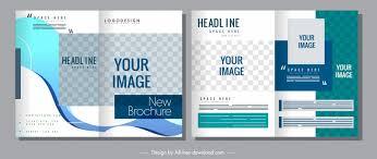 Brochure Template Design Free Brochure Free Vector Download 2 740 Free Vector For