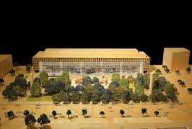 Frank Gehry S Revised Eisenhower Memorial Unanimously Approved