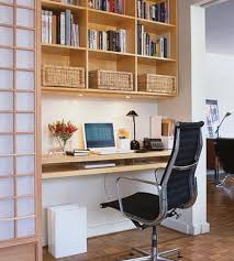 how to decorate home office. Incridible Marvelous Ideas How To Decorate A Small Office At Work With Wall Shelving Unit Bookshelf Home