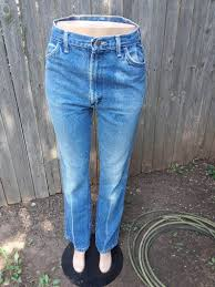 30x33 Vintage Rustler Bootcut Jeans Western Jeans Boho Western Rockabilly Western Grunge Artsy Vintage Distressed Jeans