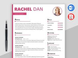 Creative Resume Template Free Download Max Resumes