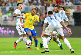 تاريخ مواجهات الأرجنتين ضد البرازيل في نهائي «كوبا أمريكا».. «تفوق كبير  للسامبا» - قناة صدى البلد