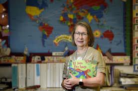 Spanish language teacher at Episcopal Day receives national award - News -  The Augusta Chronicle - Augusta, GA