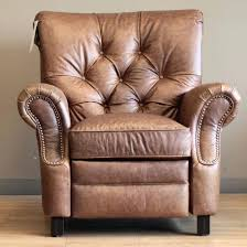barcalounger leather recliners phoenix ii chaps saddle recliner front brown leather chair reclining furniture chairs near