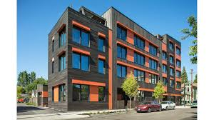 Images Of Apartments Kiln Apartments Gbd Architects Portland Oregon