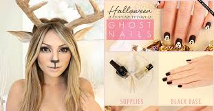 3 boo tiful makeup ideas that deer makeup doe