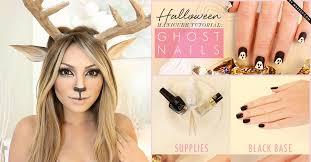3 boo tiful makeup ideas that deer makeup doe
