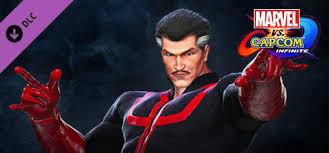 Marvel Vs Capcom Infinite Doctor Strange Illuminati