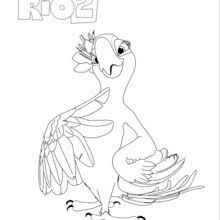 Small Picture Rio 2 Coloring Pages Rio 2 printable coloring pages for kids