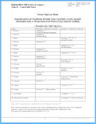 Practice Schedule Templates Word Excel Free Premium Sports