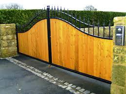 softwood gate