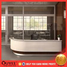 glass top counter design glass reception desk display intended for di