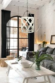 white with distressed wood chandelier t farmhouse antique 5 light chandeliers