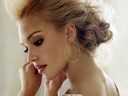 Jessica Alba Updo Hairstyles Jessica Alba Updo Hairstyles With Braids Photo Shared By Con181