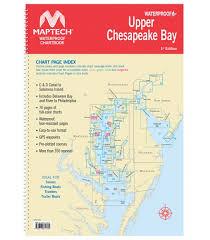 Chesapeake Bay Chart Book Upper Chesapeake Bay 1st Edition 2017