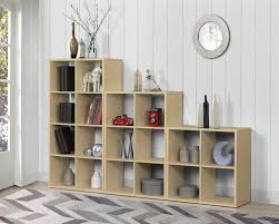 This Storage Shelf Or Box Cube Room Divider Has A Beech Finish And Would  Fit Well In Any Modern Or Contemporary Decorated Living ...